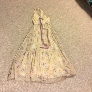 Vintage prom gown